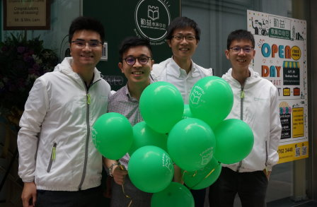 David Kwok and his team