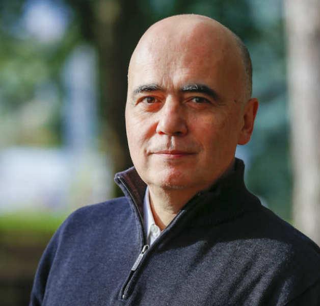 Professor Davide Bigoni