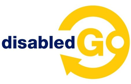 logo reads disabled go
