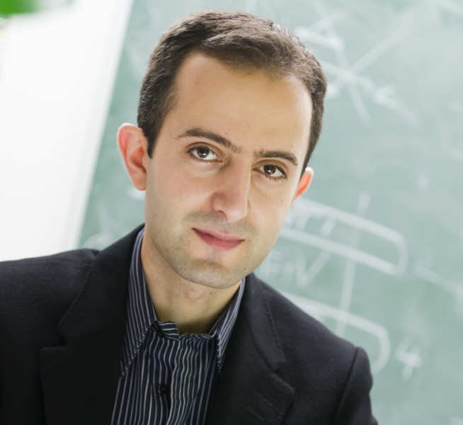 Professor Arash Mostofi, Department of Materials and Department of Physics, Imperial College London