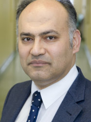 Picture of Professor Kaveh Asanati