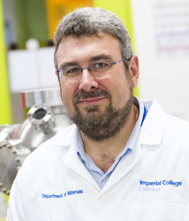 Dr Peter Petrov, Principal Research Scientist, Department of Materials, Imperial College London