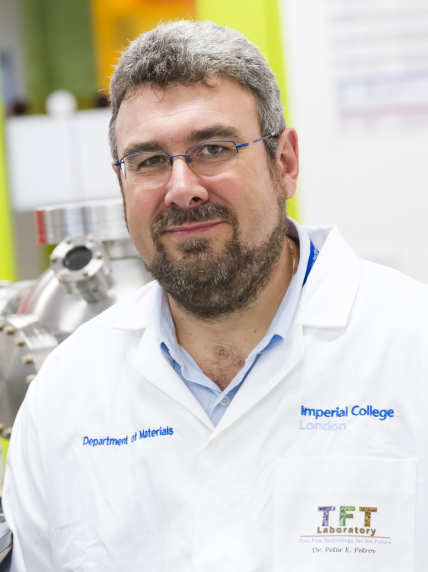 Dr Peter Petrov, Department of Materials, Imperial College London