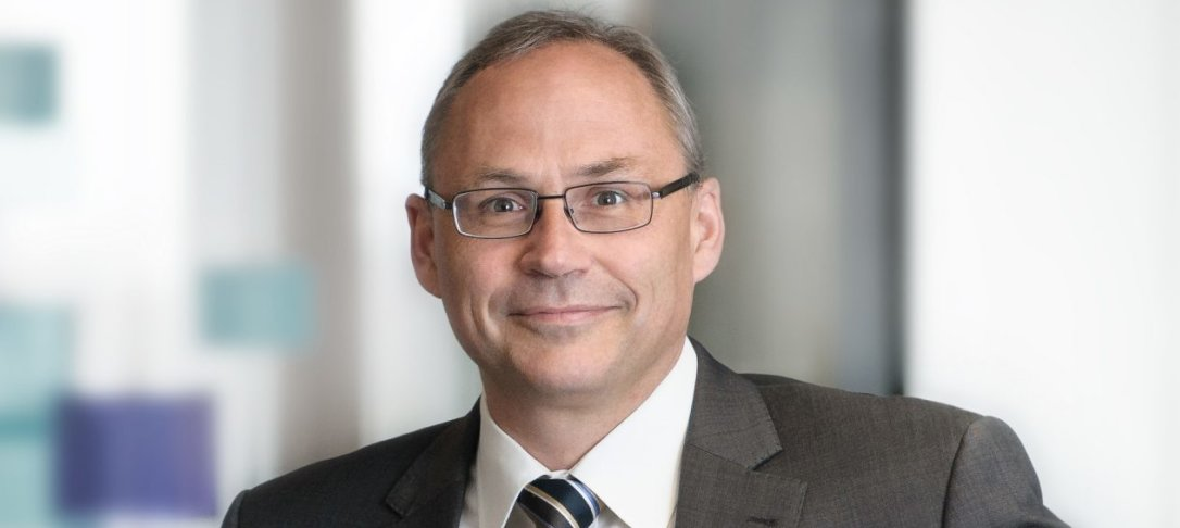 Dr Peter Eckes, President of Bioscience Research, BASF Corporation