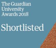 Guardian University Awards 2018