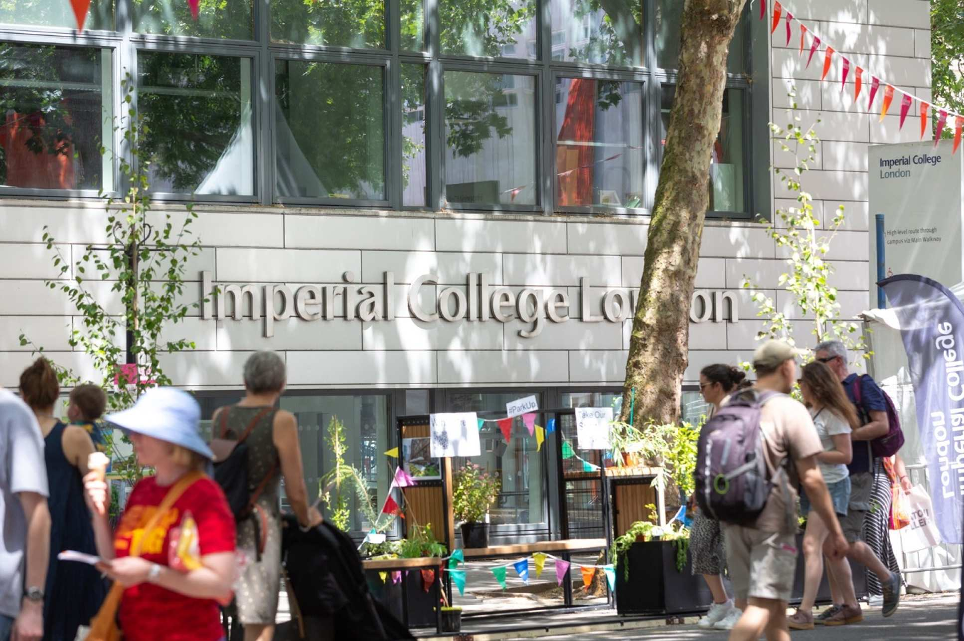 Great Exhibition Road Festival at Imperial