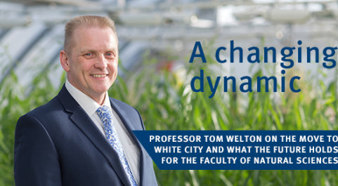 Professor Tom Welton