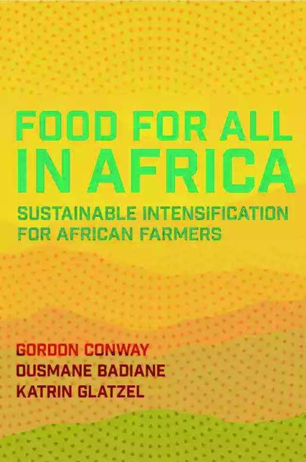 Food for all in Africa book cover