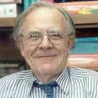 Sir Geoffrey Wilkinson Nobel Prize winner for organometallic chemistry
