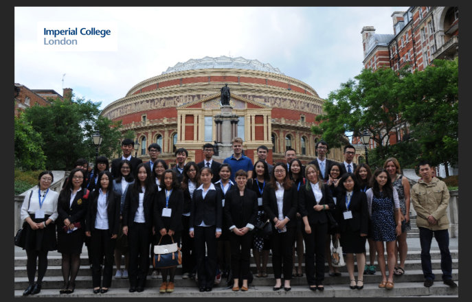 Summer schools | Administration and support services | Imperial