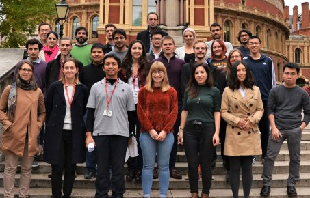 PhD and researchers Autumn 2017