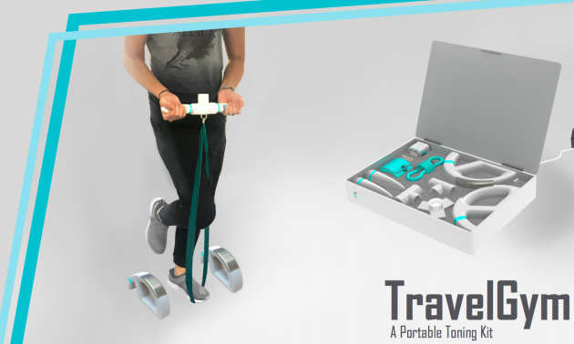 Travel gym