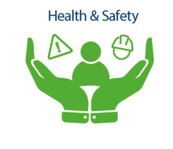 Health & Safety icon