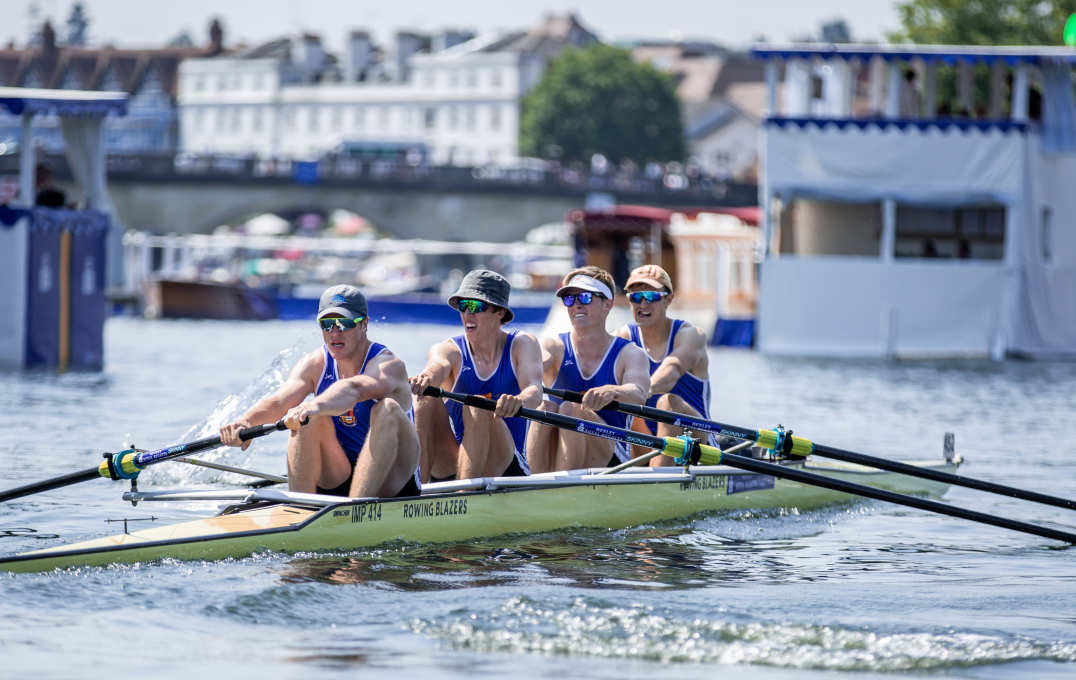 Imperial rowers win at Henley Royal Regatta | Imperial News