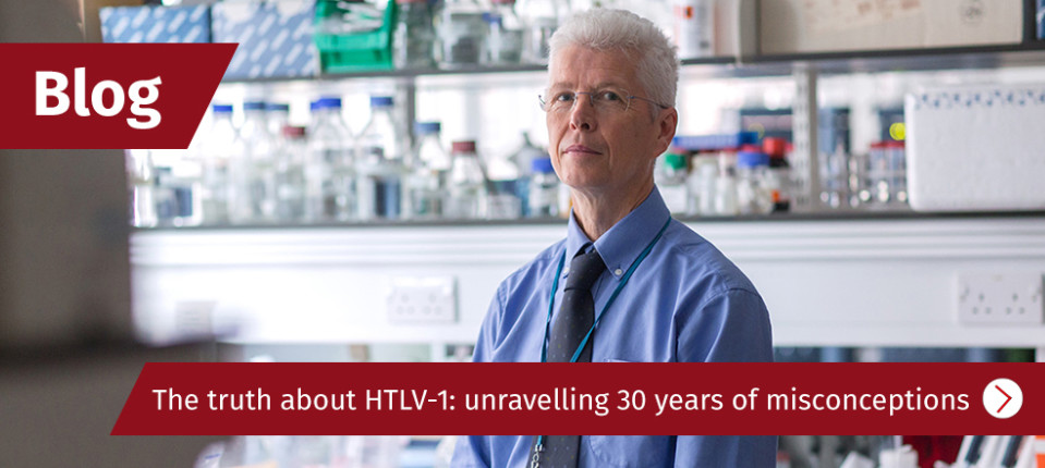 Faculty of medicine imperial college london why the sudden interest in htlv 1 a retrovirus known to few outside the field until recently malvernweather Image collections