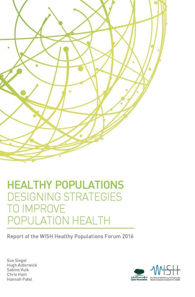 Healthy populations