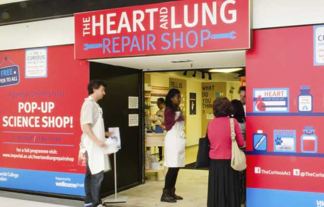 The Heart and Lung Repair Shop