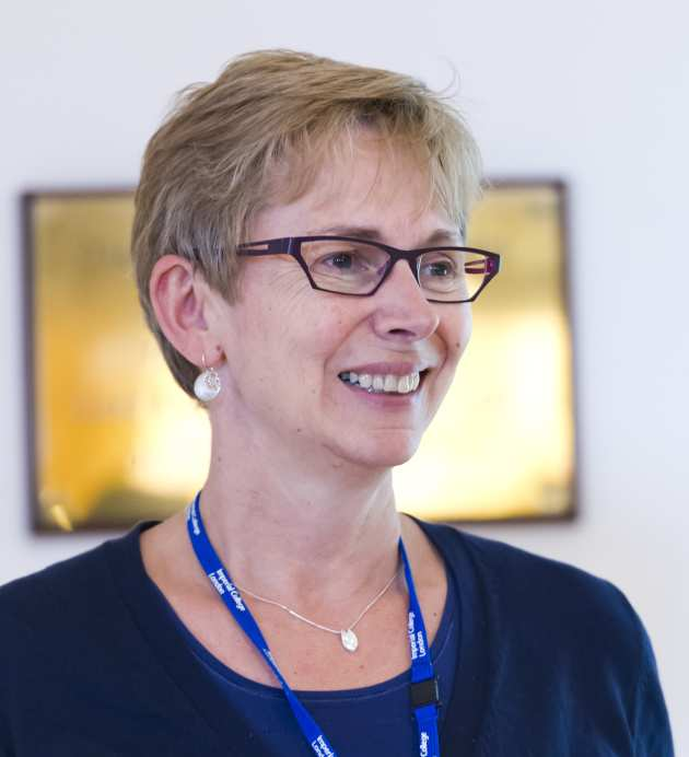 Professor Helen Ward