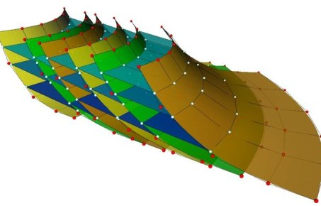 Surface-based reservoir modelling