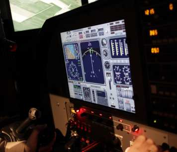 Aeronautics Flight Simulation Laboratory