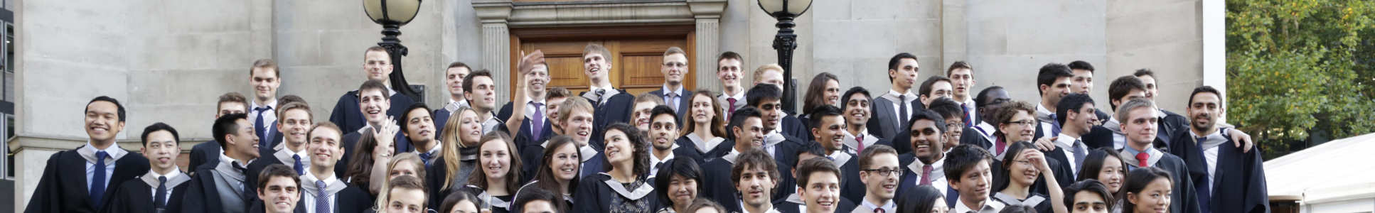Graduates at Imperial College London