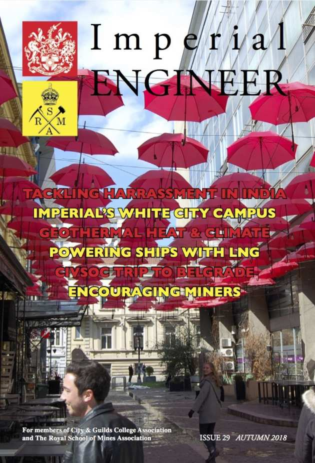 Imperial Engineer front cover