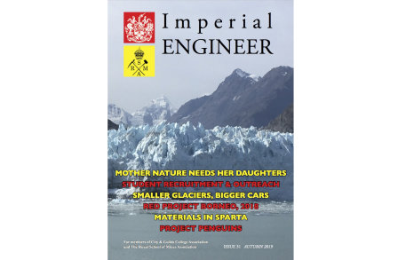 Imperial Engineer 31 front cover