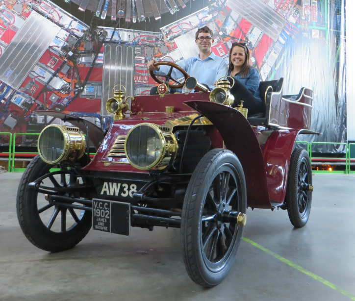 The Horseless Carriage Exhibition