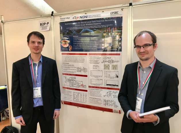 Poster presentation at ISCAS