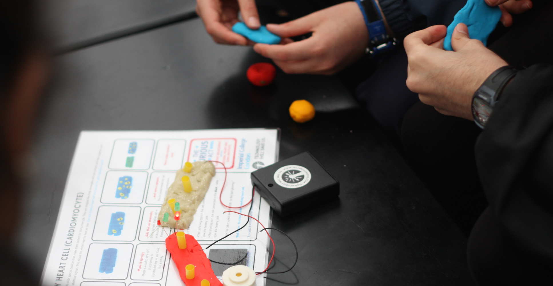 Conductive Playdough