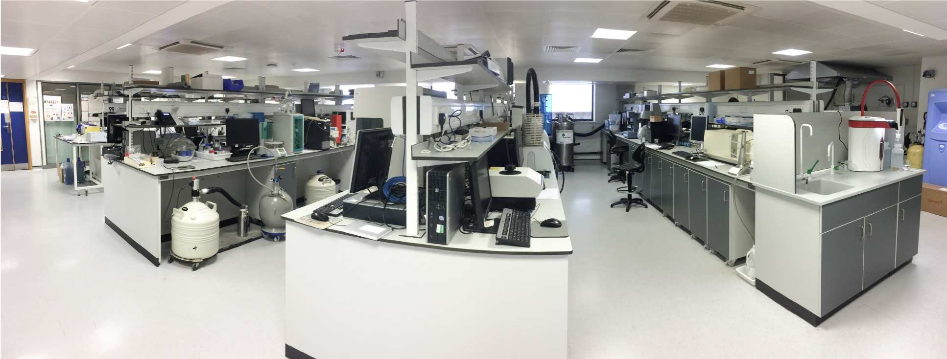 analytical services lab