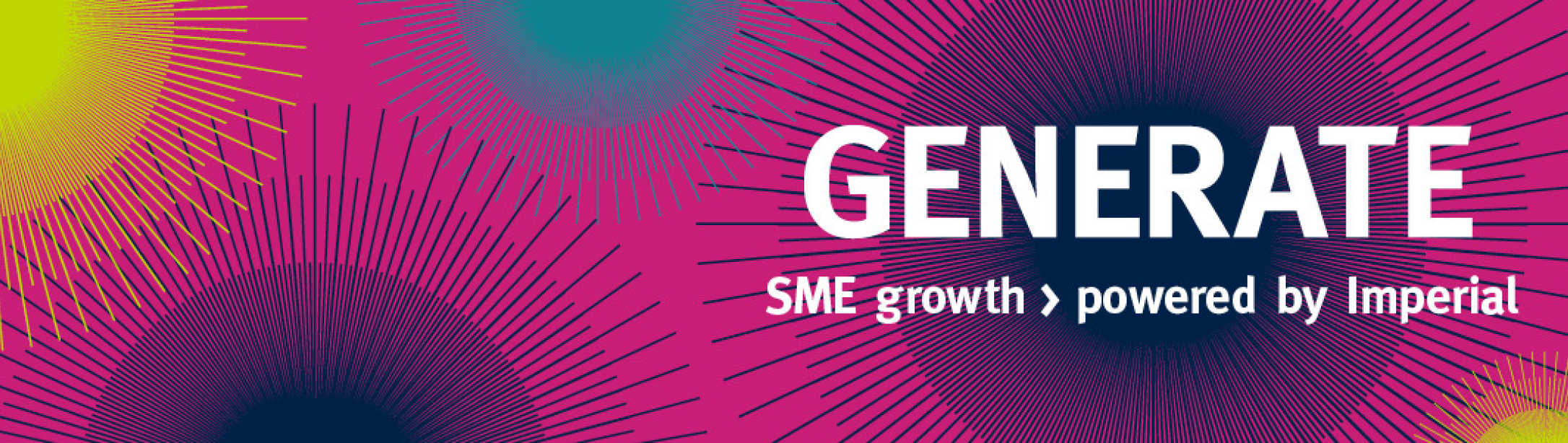 Generate - SME growth, powered by Imperial