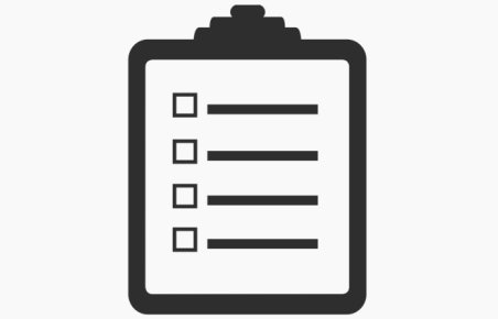 Icon of checklist