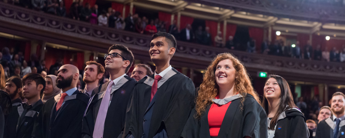 Graduation   Imperial students   Imperial College London