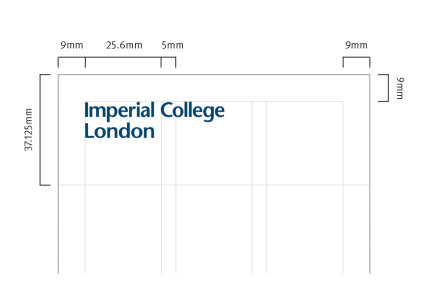 Imperial logo on A6 portrait page
