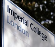 Imperial College London sign