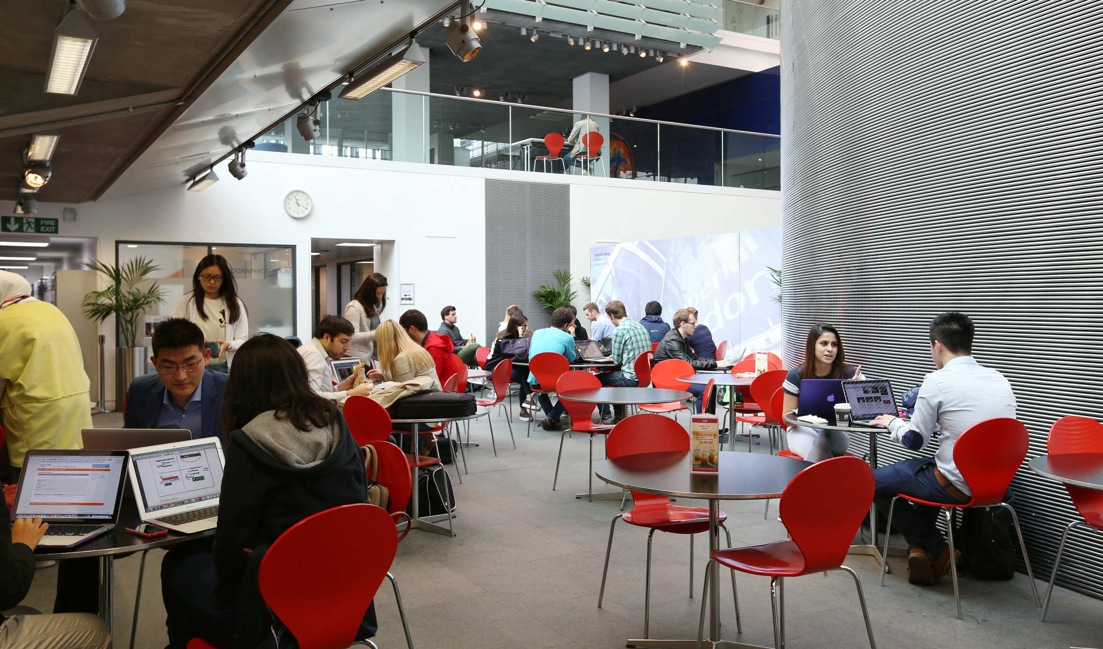 Business School Cafe Administration And Support Services