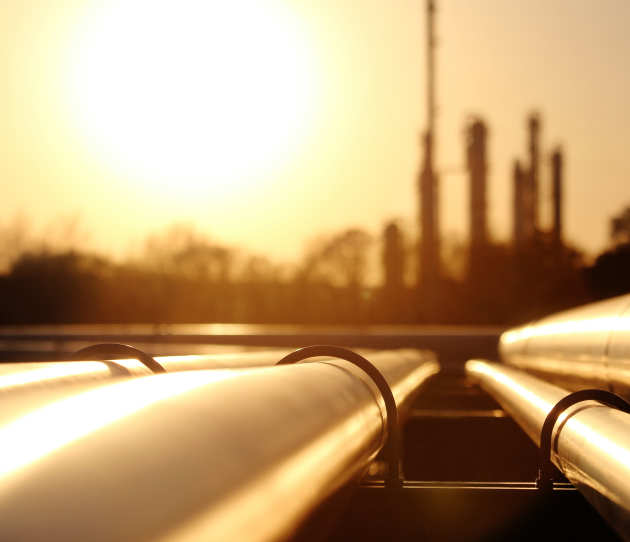Pipelines in the sunset