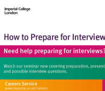 Interviews | Administration and support services | Imperial