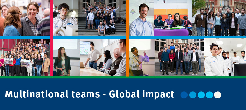 Multinational Teams - Global Impact