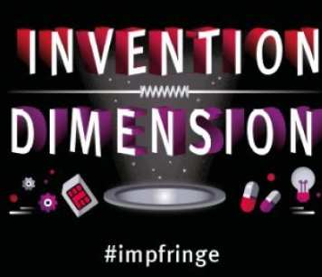 Invention Dimension Fringe graphic