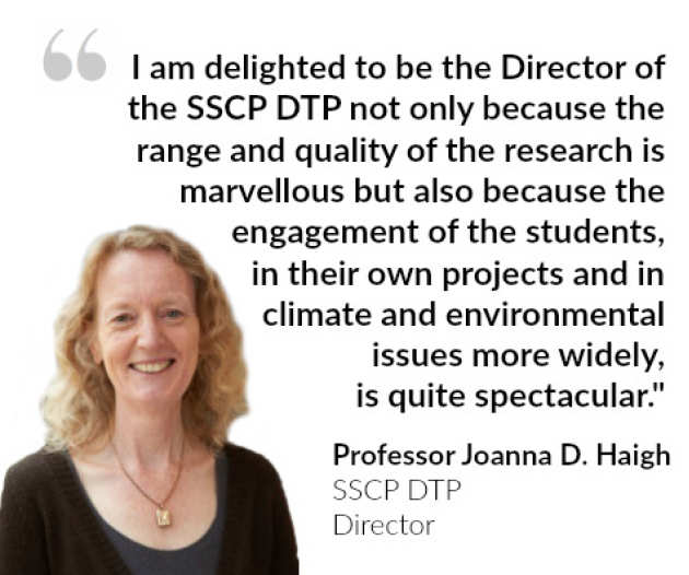 Jo Haigh Director Quote