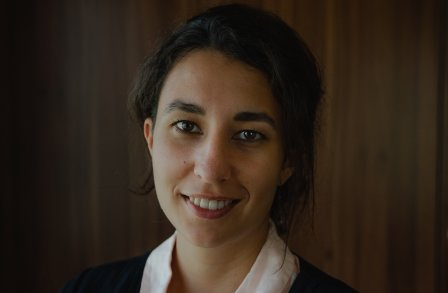 Kyra Nezami (MSc in Computing Science, 2019)