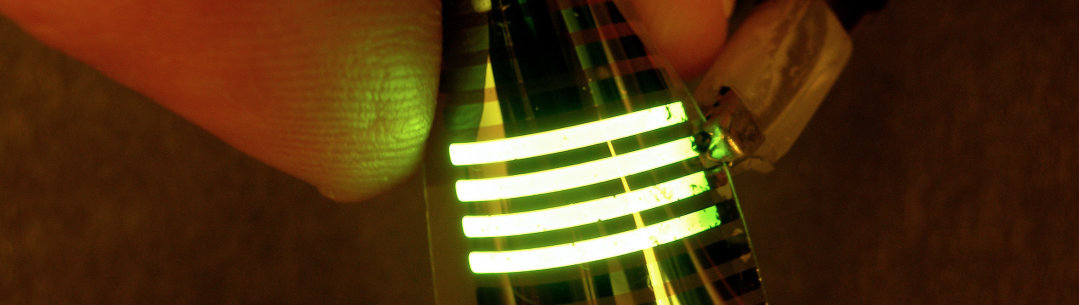 Centre for Plastic Electronics | Research groups | Imperial