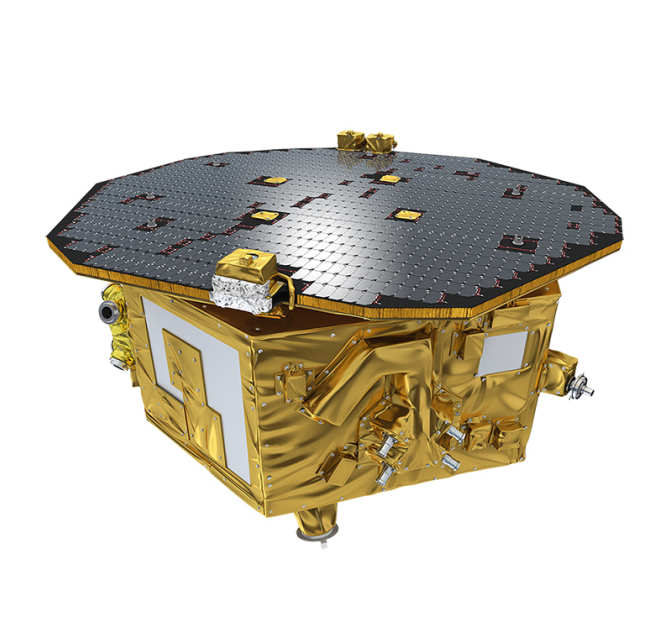 LISA Pathfinder illustration