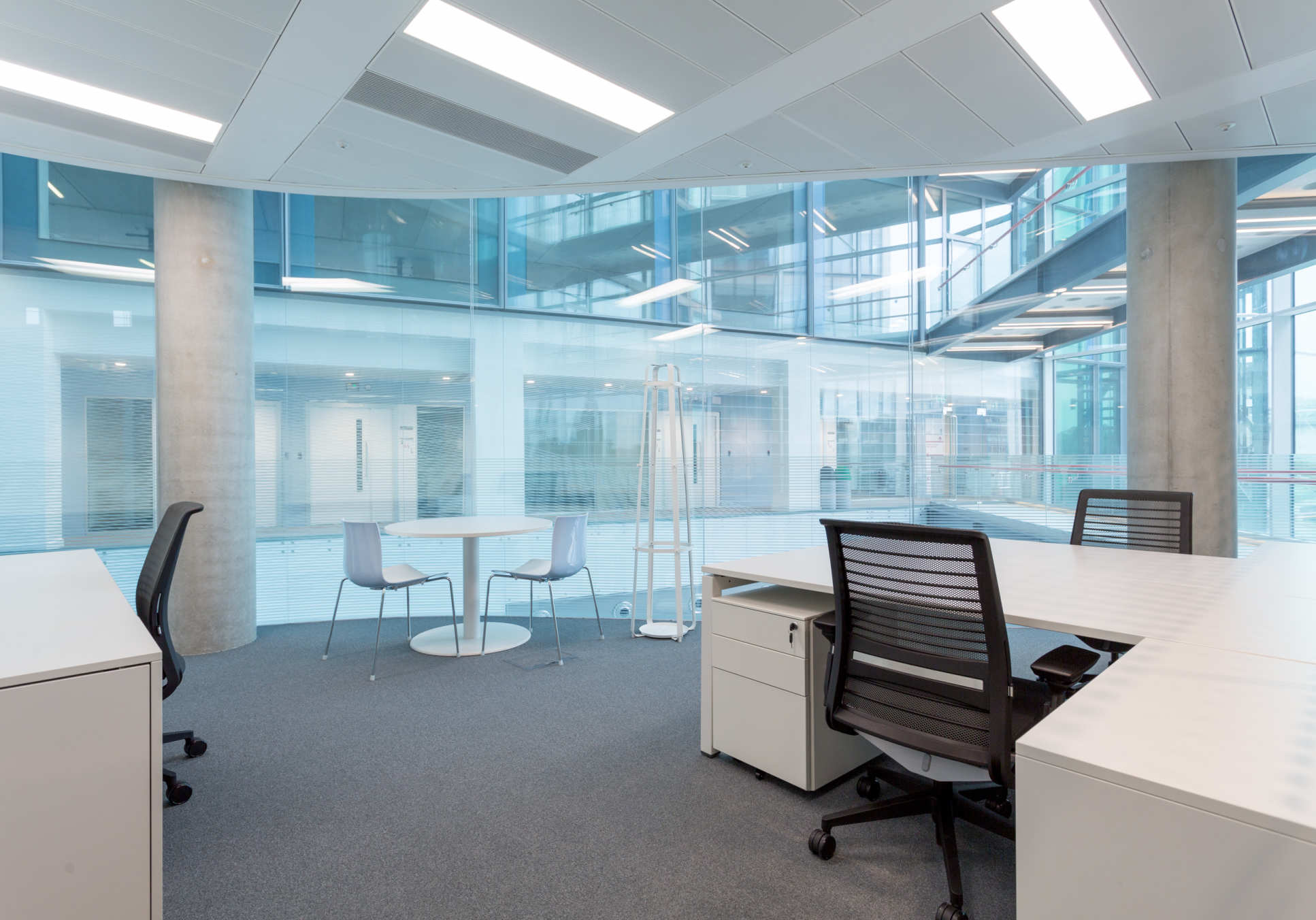 Private Furnished office in Imperial I-HUB, White City