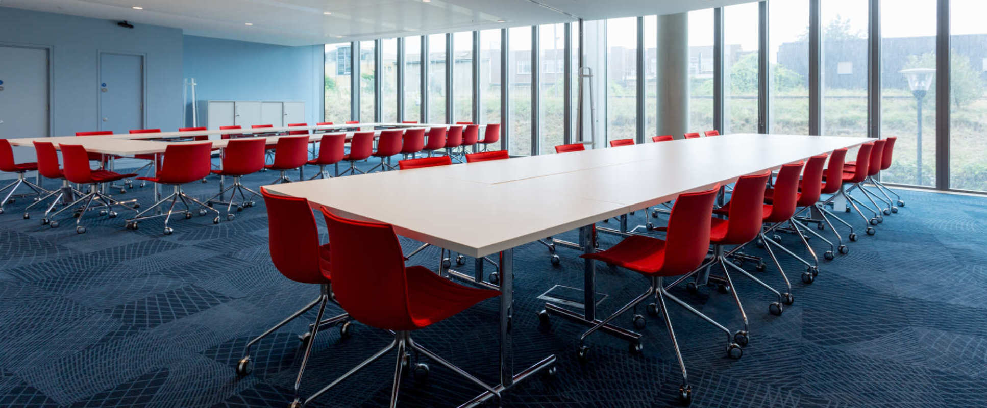 I-HUB conference rooms