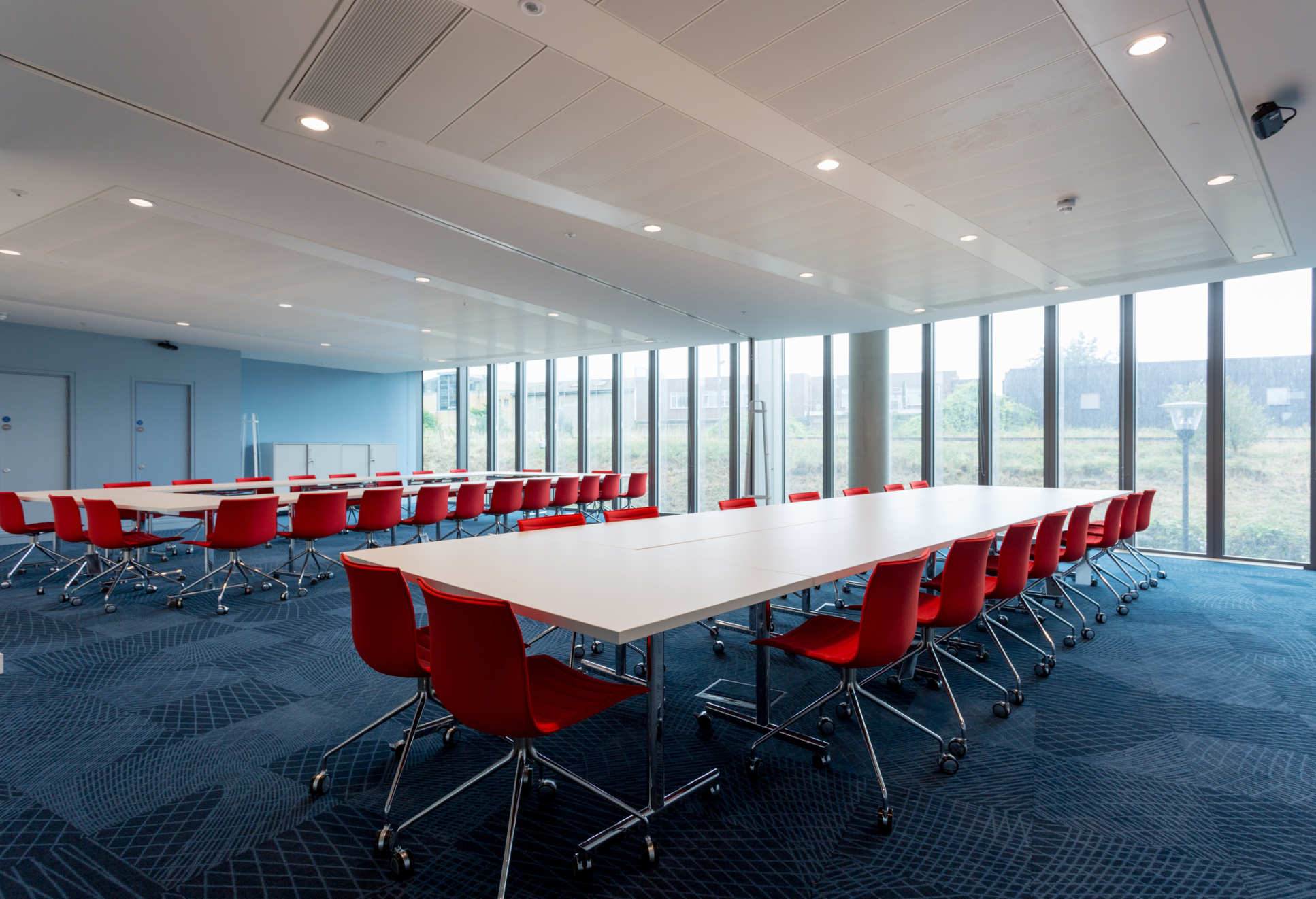 Conference room available for hire in I-HUB, White City