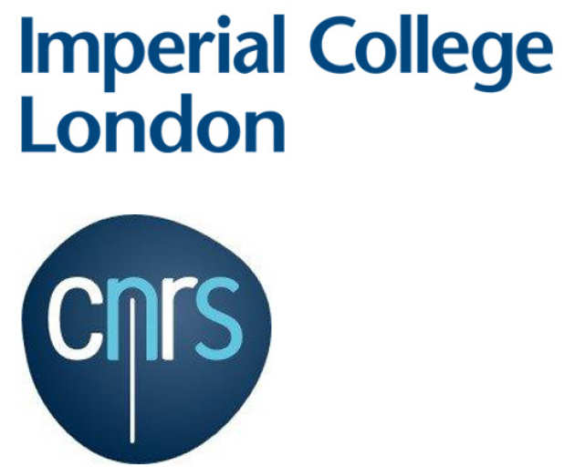 Imperial College and CNRS logos