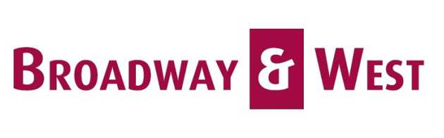 Broadway and West logo